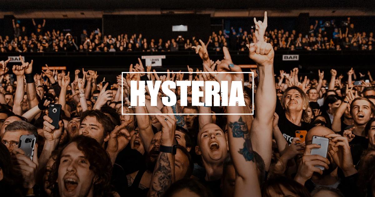 Hysteria Magazine: Alternative Music News