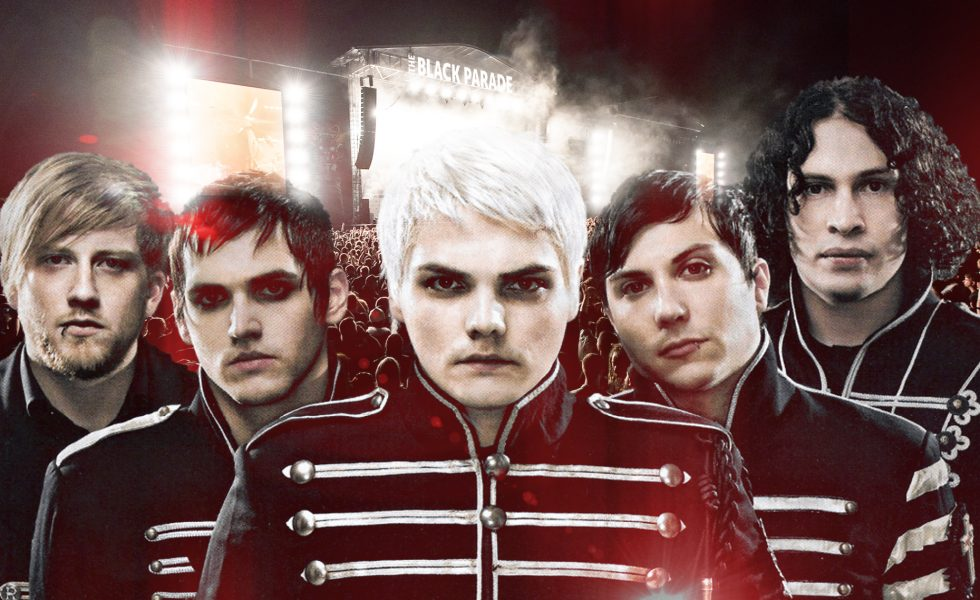 My Chemical Romance Download Festival Australia 2020