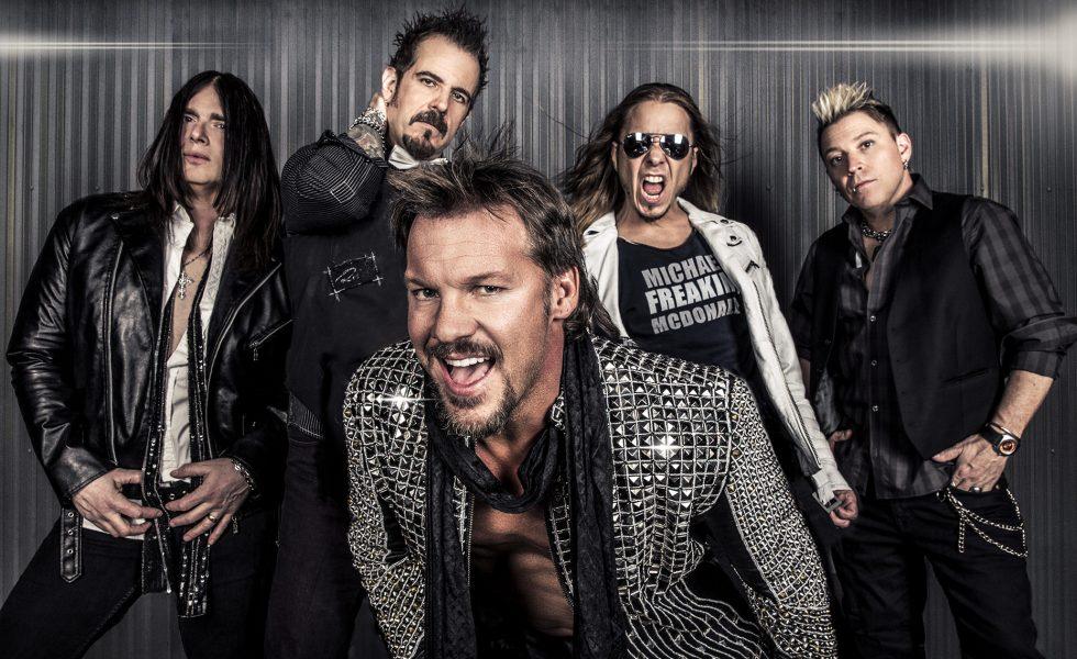 Fozzy Announce Judas Rising Austrlian Tour
