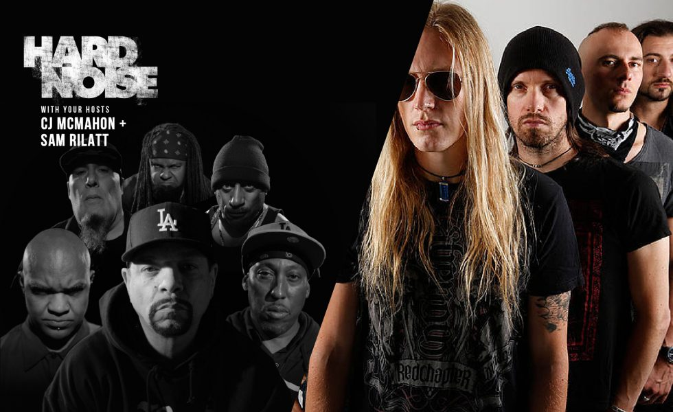 HARD NOISE // Episode 12 with Body Count and Dragonforce