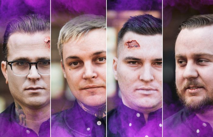 THE AMITY AFFLICTION // 'Can't Feel My Face' Pop Goes Punk Cover – Behind the Scenes