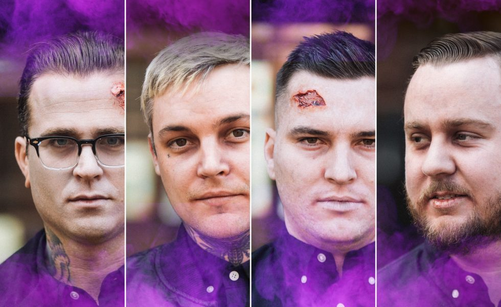 The Amity Affliction Pop Goes Punk