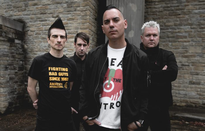 ANTI-FLAG // Drop 'Unbreakable' From New Album '20/20 Vision'