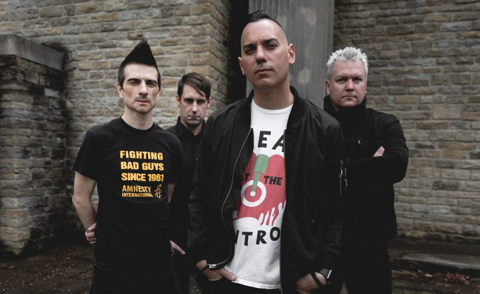 Anti-Flag Premiere New Song 'Unbreakable'