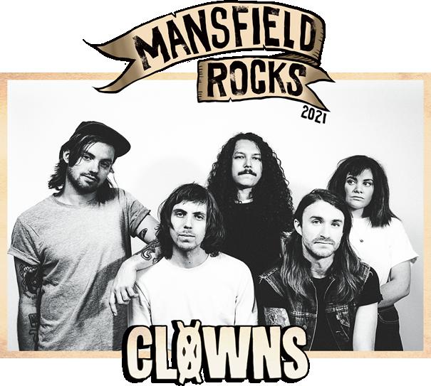 Manfield Rocks Clowns