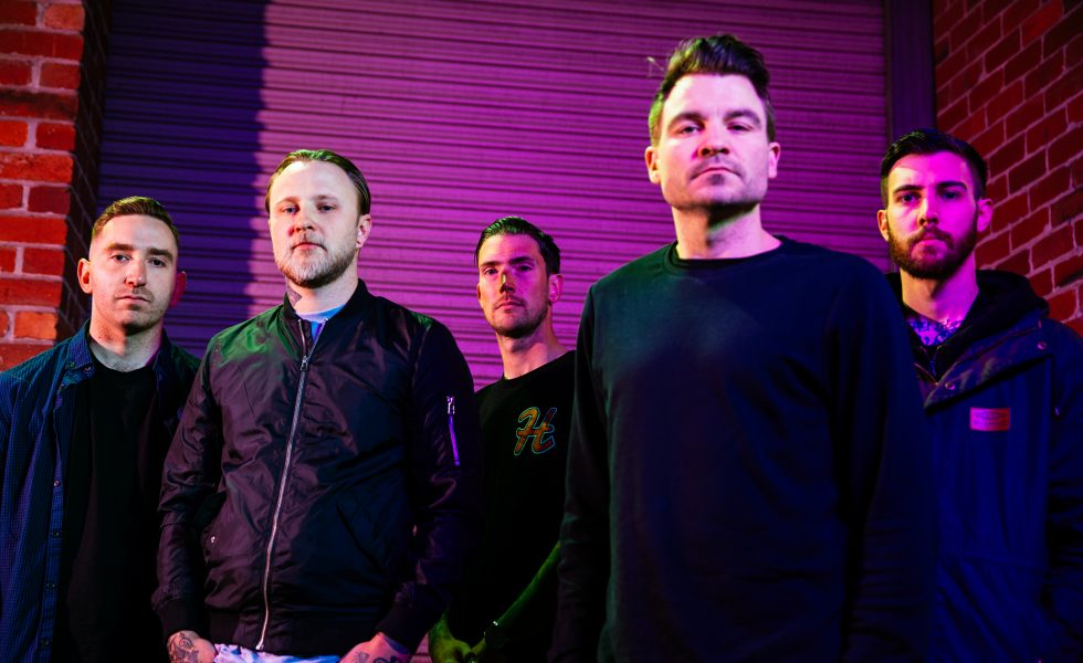 DEATH IN BLOOM // Exclusive Premiere of 'A Means To Disappear' Album Stream
