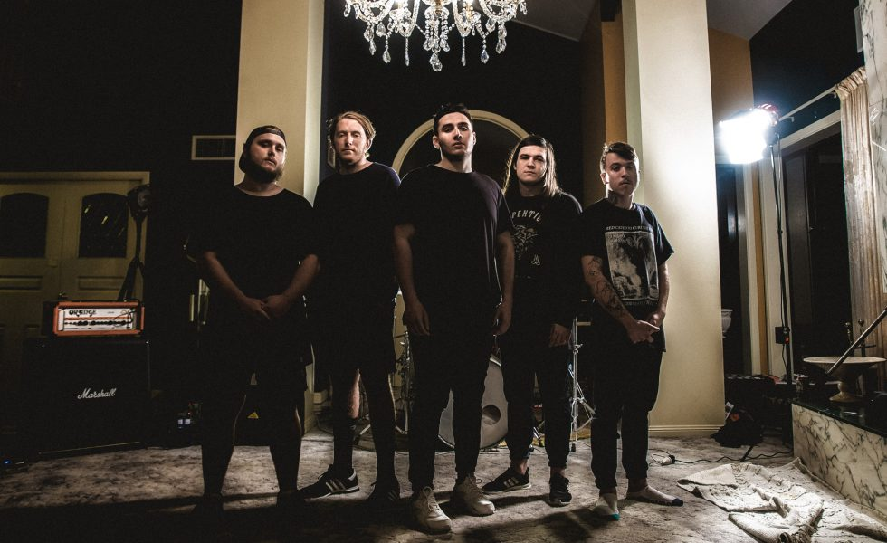 JUSTICE FOR THE DAMNED // Premiere 'Please Don't Leave Me' Music Video & Sign to Greyscale Records