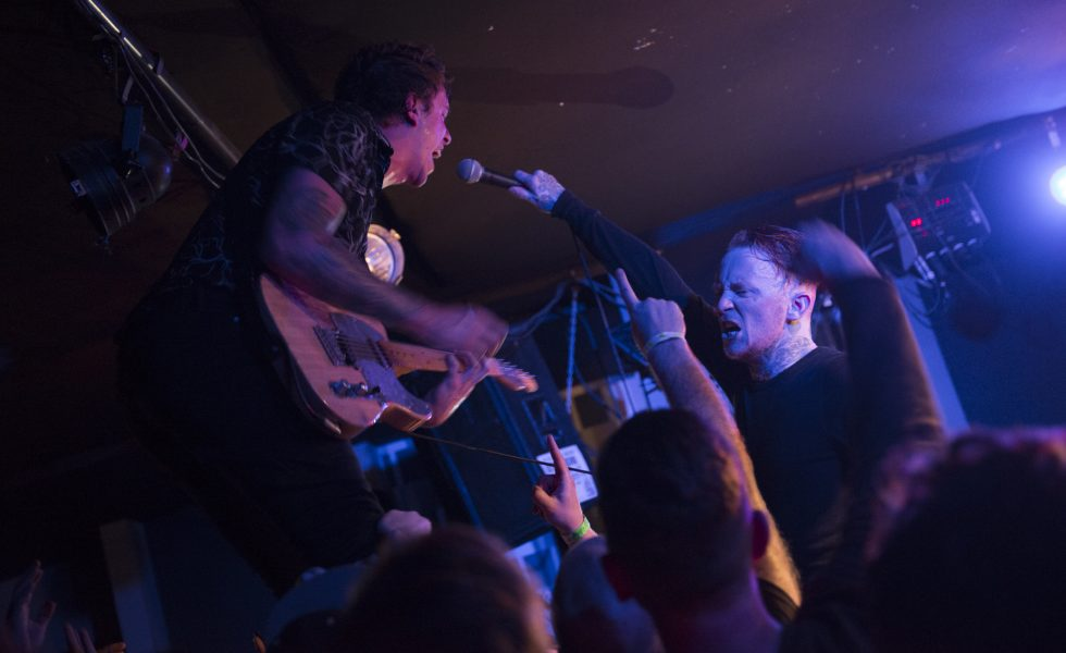 FRANK CARTER AND THE RATTLESNAKES // Decline of the West