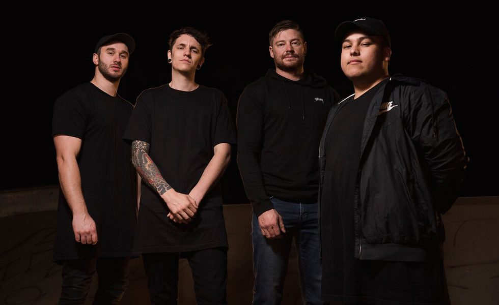 OCEAN SLEEPER // Announce Six Feet Down EP + Release Video For Title Track