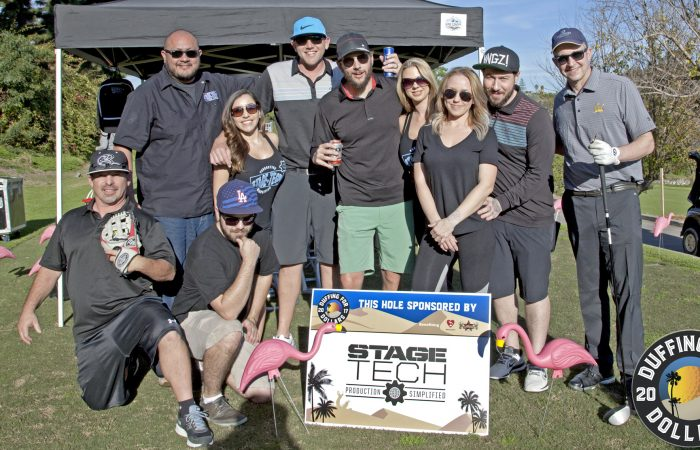 AVENGED SEVENFOLD // Go 'Duffing For Dollars' in Charity Golf Tournament