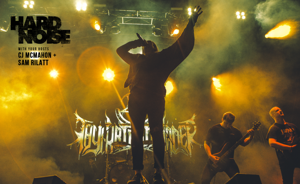 HARD NOISE // SPECIAL Episode 10: CJ Tells All feat. Emmure & Arteries