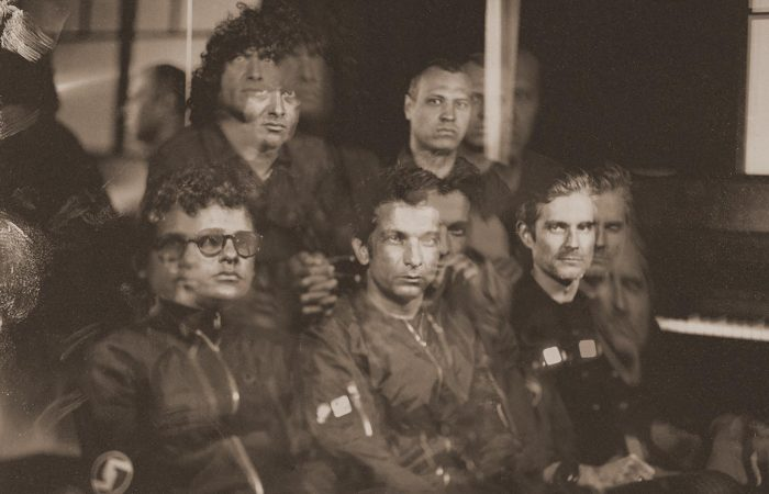 AT THE DRIVE IN // Release New Single 'Incurably Innocent'