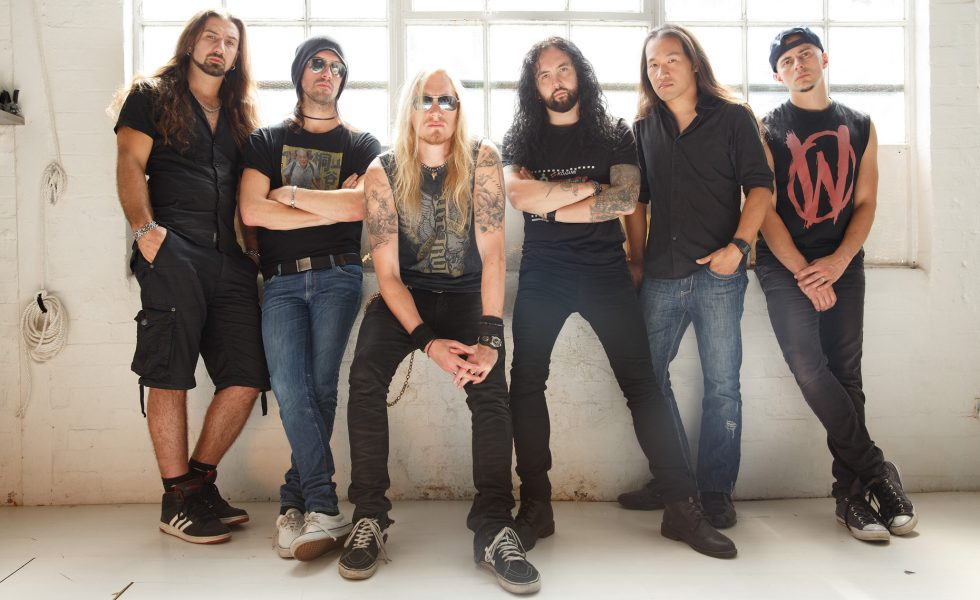 DRAGONFORCE // Power Metal Is Not A Four-Letter Word