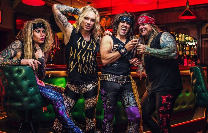STEEL PANTHER // High Lines On The Low Bar