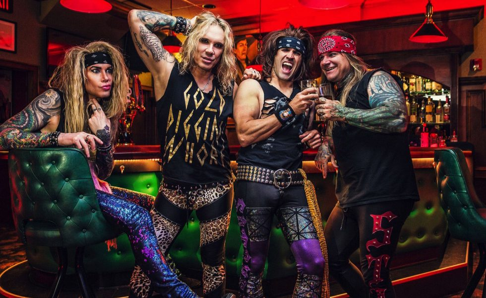 STEEL PANTHER // Are Gonna Cut Australia Off A Sunset Strip
