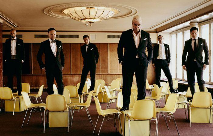 RAMMSTEIN // Announce New Paris Concert Film