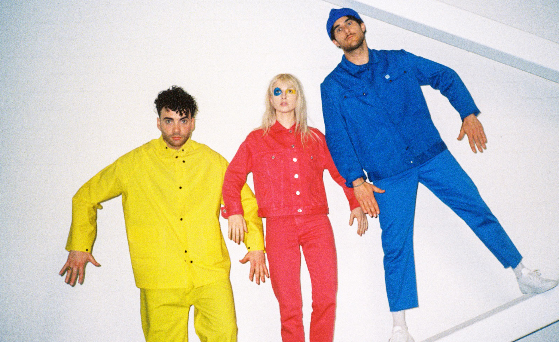 PARAMORE // After Laughter - Hysteria Magazine