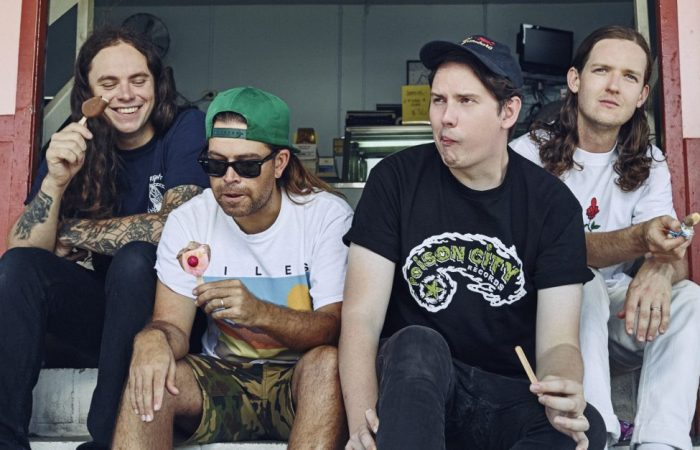 VIOLENT SOHO // Aren't Breaking Up + Hint at Ideas for New Record