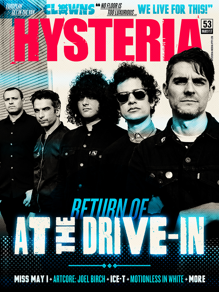 At The Drive-In Hysteria 53