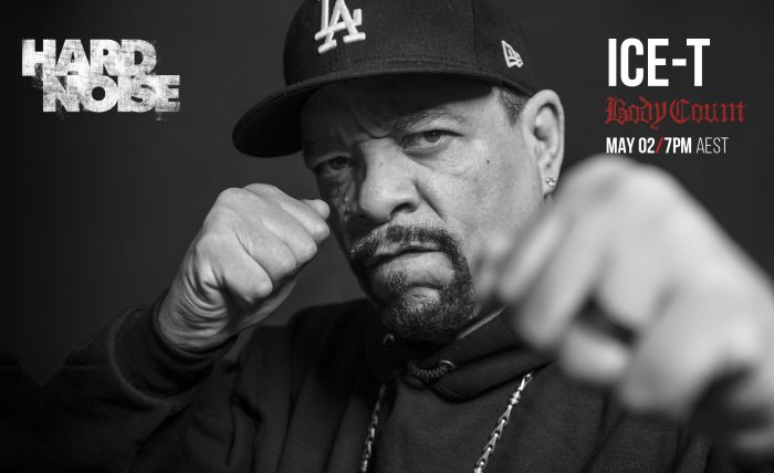 Body Count Ice-T on Hard Noise