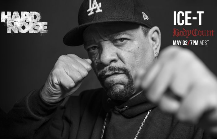 BODY COUNT // The Hardest Noise Yet: Ice-T brings the Bloodlust to Australia