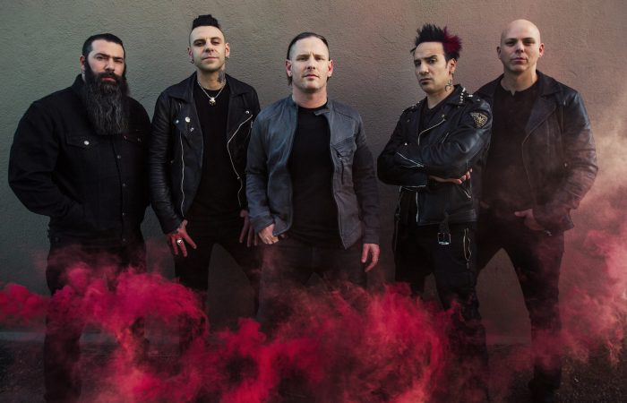 STONE SOUR // Will Drop Into Australia in August