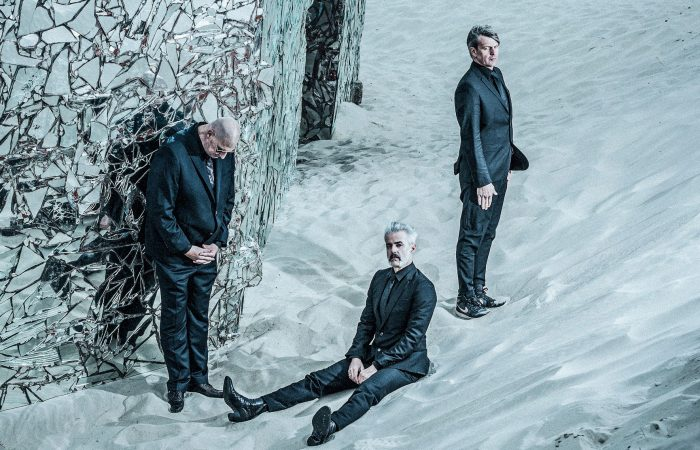 TRIGGERFINGER // Slip Aussies Into New Single 'Flesh Tight'ーEXCLUSIVE