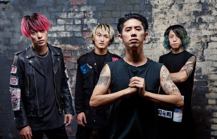 ONE OK ROCK // Set to Hit Australia This October
