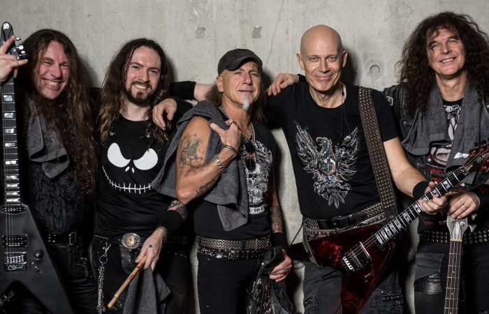 HARD NOISE: ACCEPT // Announce Exclusive Australian Show