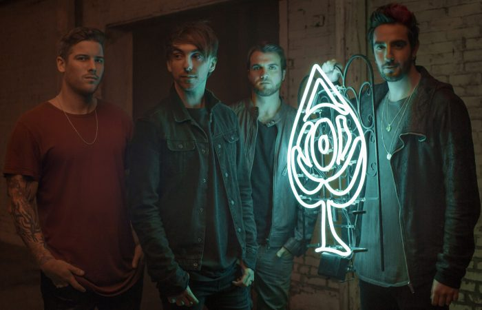 ALL TIME LOW // Getting Older, But Not Getting Over It