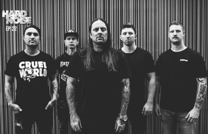 HARD NOISE // Episode 22 with Thy Art Is Murder