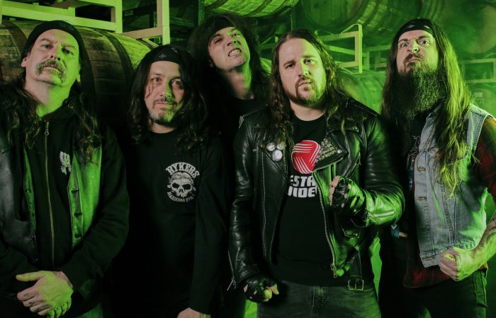 HARD NOISE: MUNICIPAL WASTE // Slime And Punishment