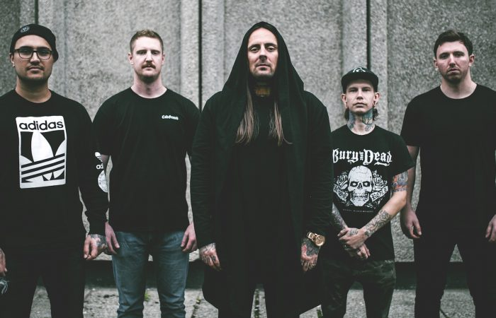 THY ART IS MURDER // Announce Fourth Record 'Dear Desolation' With New Single