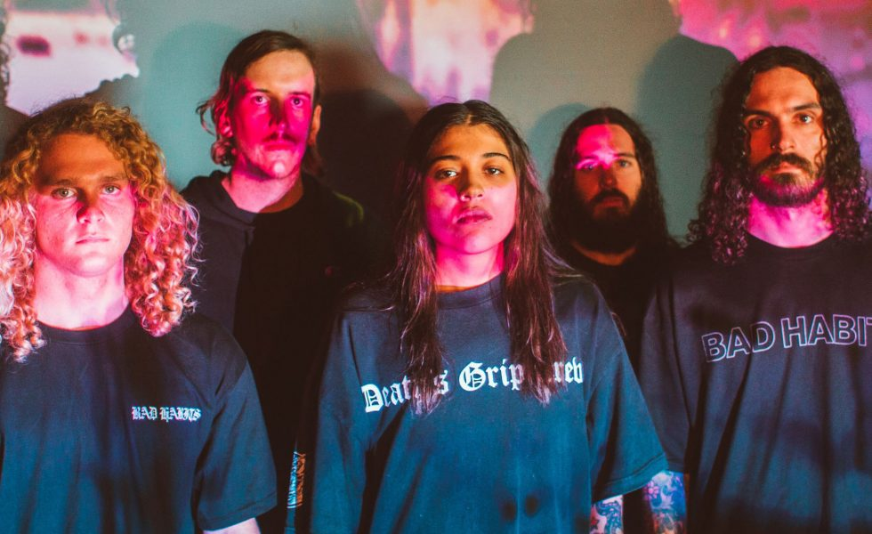 CURSED EARTH // Ink Deal With UNFD