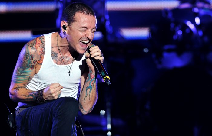LINKIN PARK // Chester Bennington Dead at 41