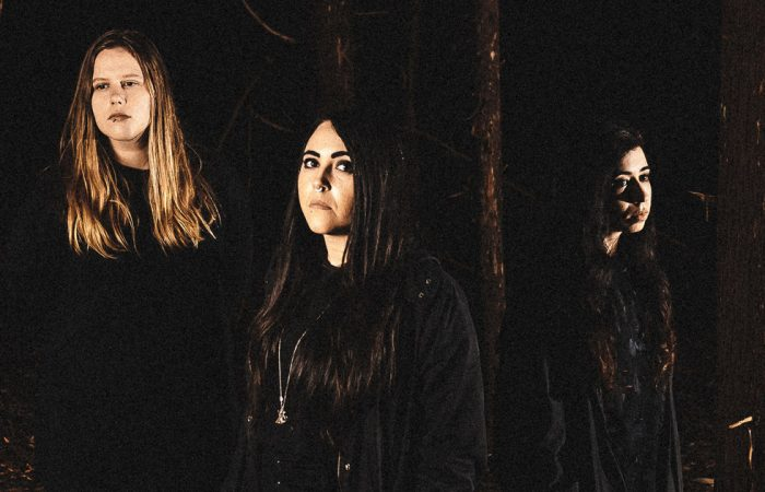 THE BEAUTIFUL MONUMENT // PREMIERE—Slither Into Your Eyes With 'Sins'