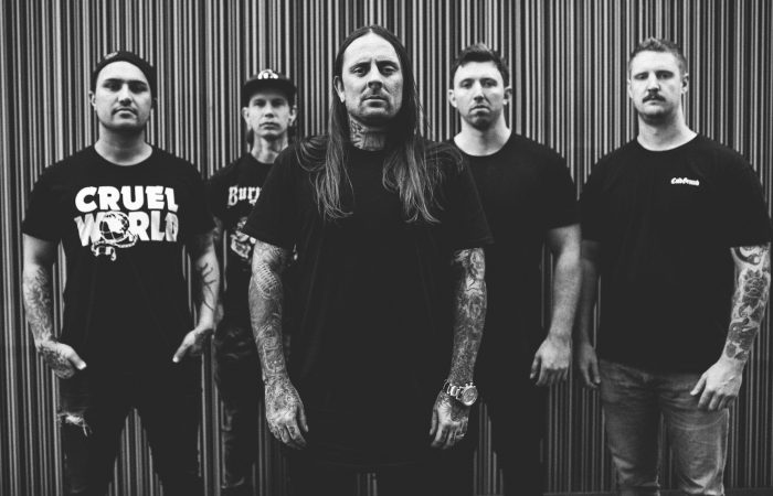 HARD NOISE: THY ART IS MURDER // Contemplating The Void