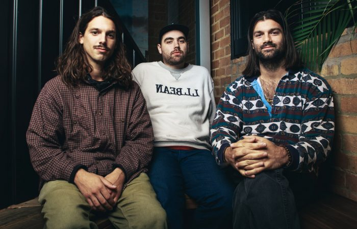 GET IN THE VAN: TURNOVER // A World Turned Upside Down