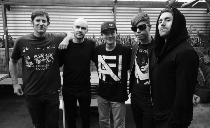 Afi the blood tour heartfelt tour diary from a fan hysteria afi with aaron halvorson m4hsunfo