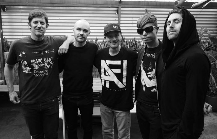 AFI // The Blood Tour: Heartfelt Tour Diary From A Fan