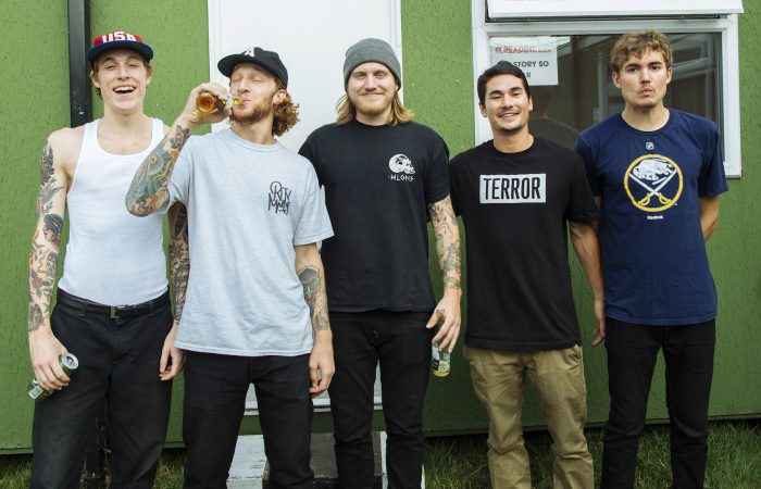 THE STORY SO FAR // Post New Song 'Out Of It'