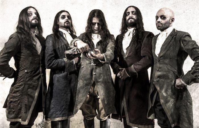 HARD NOISE: FLESHGOD APOCALYPSE // Tommaso Riccardi Farewells Band