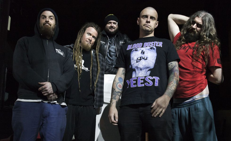 HARD NOISE: KING PARROT // Announce Regional Rampage 2018 Tour