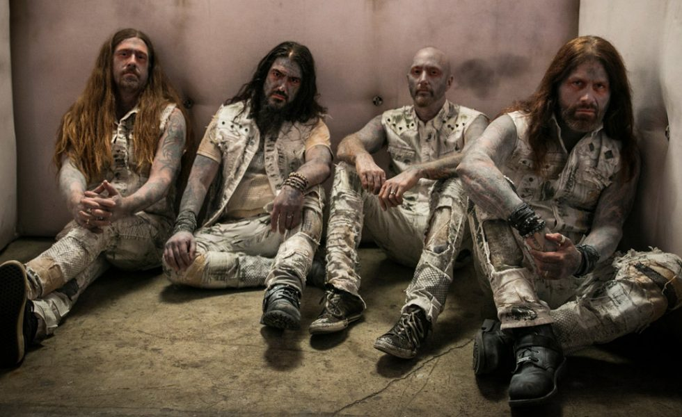 HARD NOISE: MACHINE HEAD // Go Primetime Announcing New LP 'Catharsis'