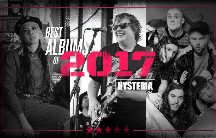 THE HYST LIST // Best 25 Albums of 2017
