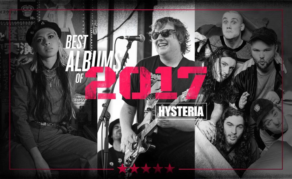 Best 25 Albums of 2017