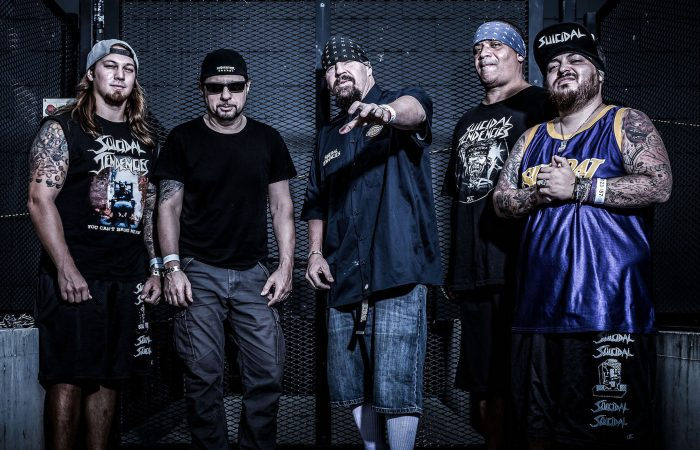 SUICIDAL TENDENCIES // Announce Nation-Wide Download Sideshows