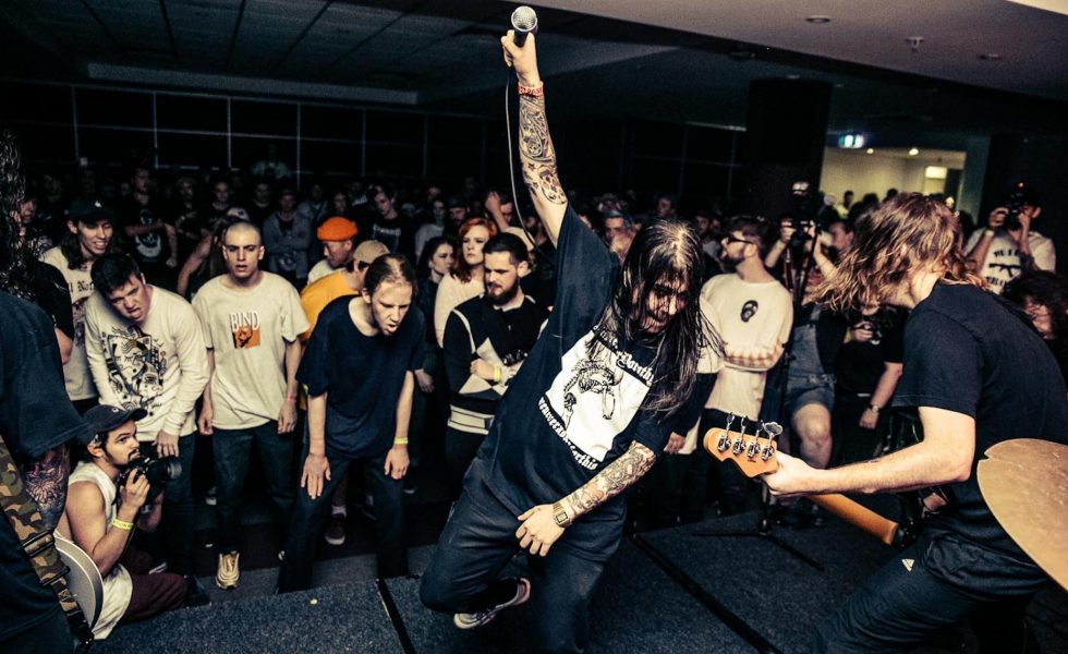 INVASION FEST // Youth On Fire