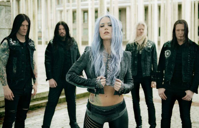 HARD NOISE: ARCH ENEMY // Power To The Metal