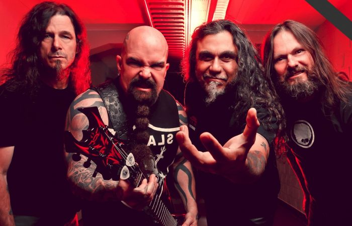 SLAYER // Total Destruction Down Under One Last Time